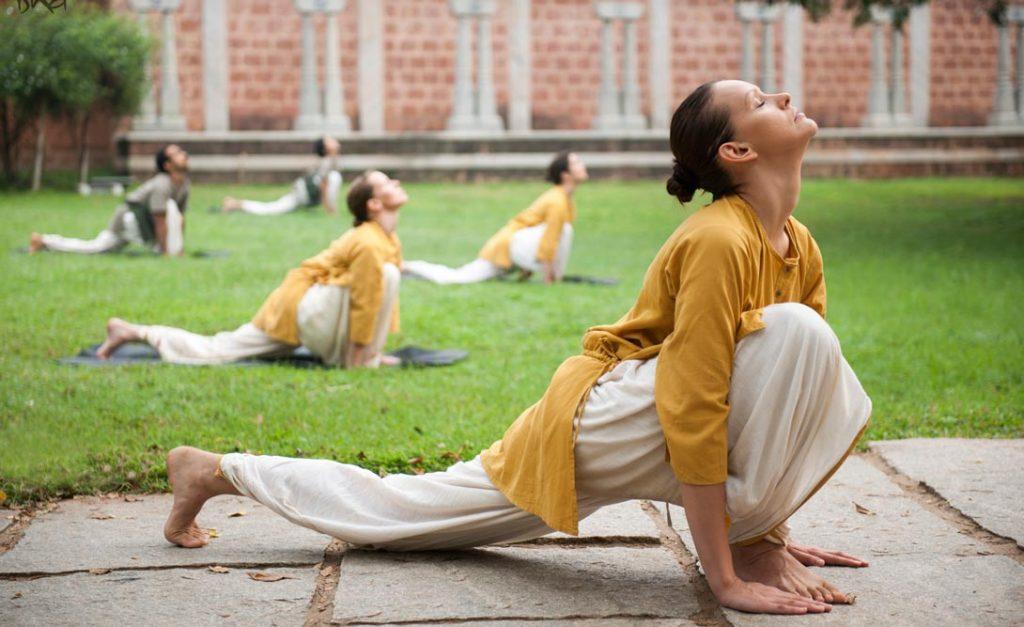 【基础课程】哈他瑜伽