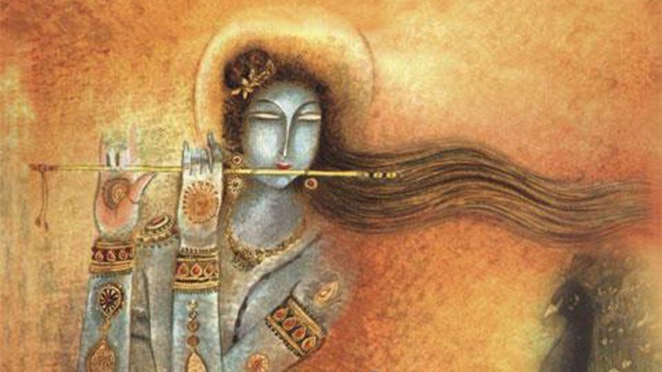 我们如何才能体验到Krishna(克里希那)?
