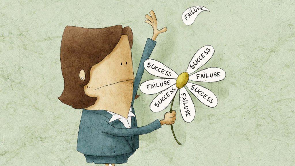 如何才能克服对失败的恐惧?