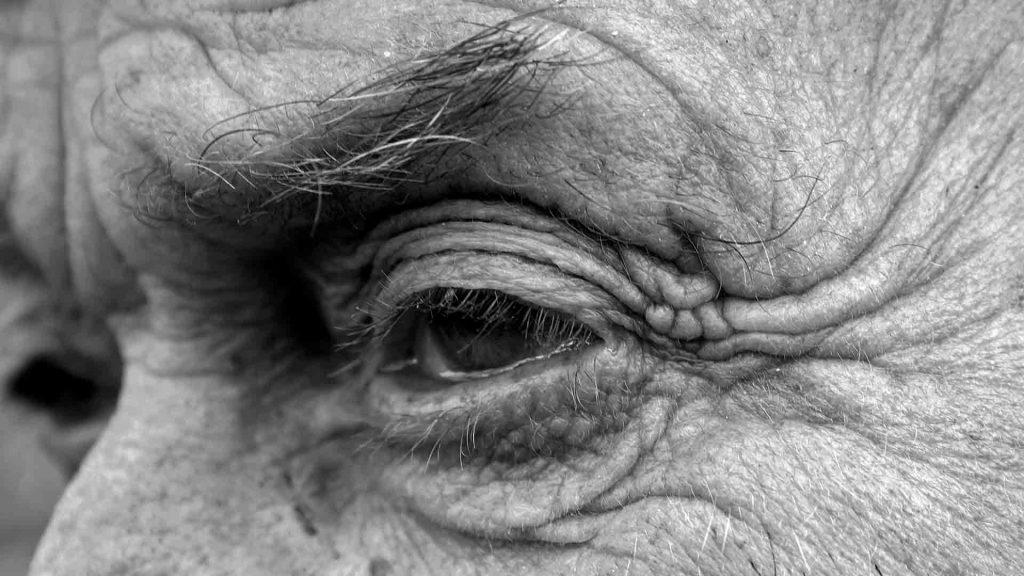 年老可以成为一种极大的福气