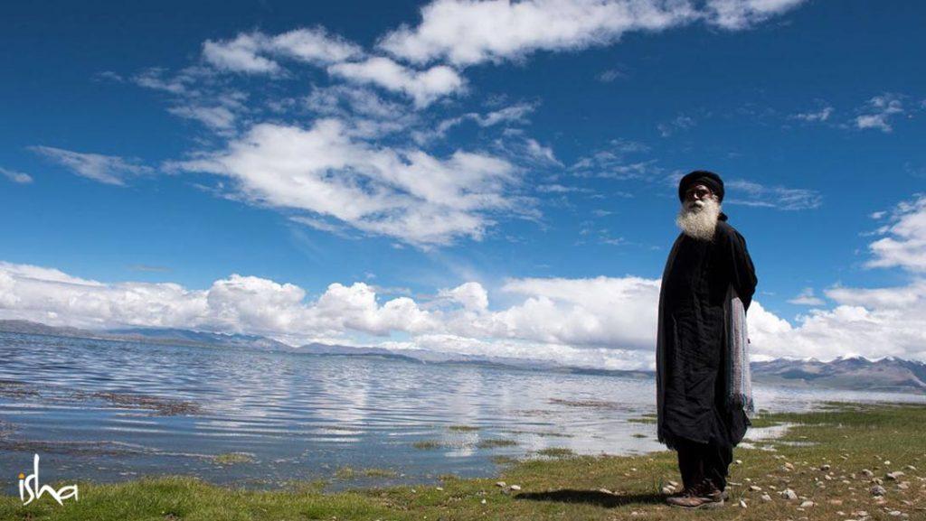 萨古鲁谈圣湖--玛旁雍措