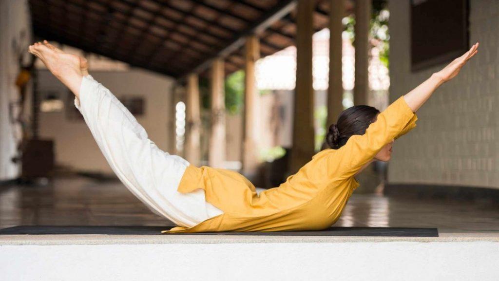 瑜伽——一个用来寻找生命的终极表达的工具