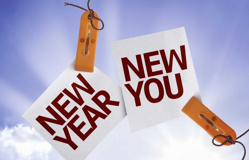 如何改变你的生活:新年一个新的你