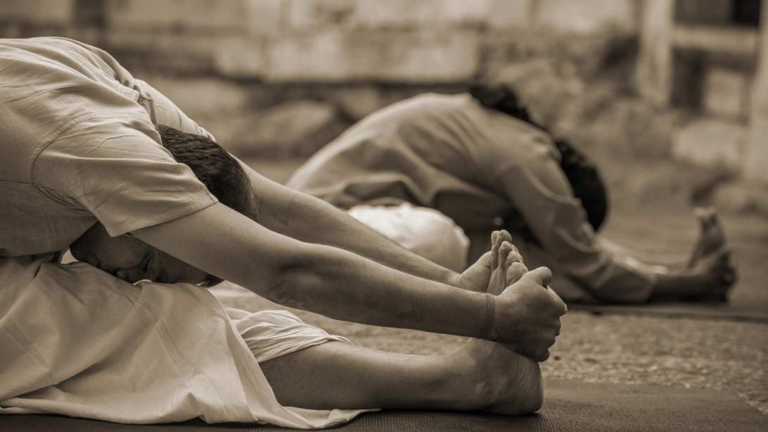 呼吸是如何随着哈他瑜伽练习而进化的