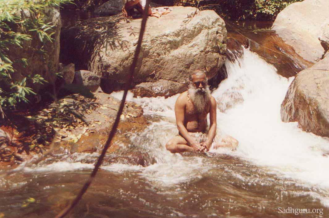 印度南方的冈仁波齐