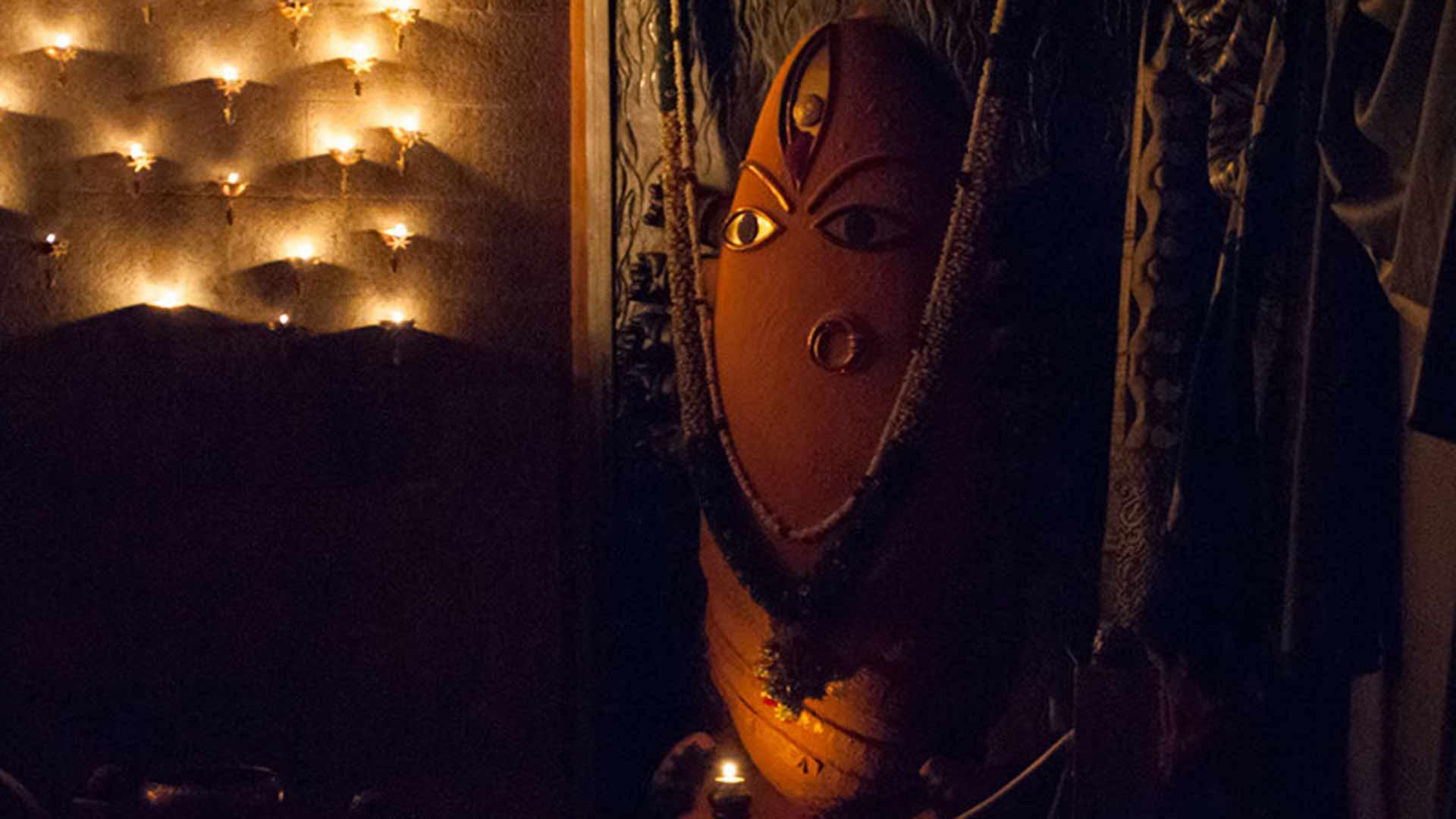 Devi女神是个活生生的存在