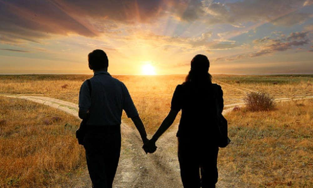 夫妻双方是否应该走在同一条灵性道路上?
