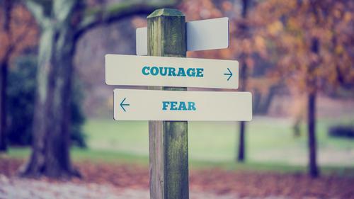 你是否深陷恐惧?