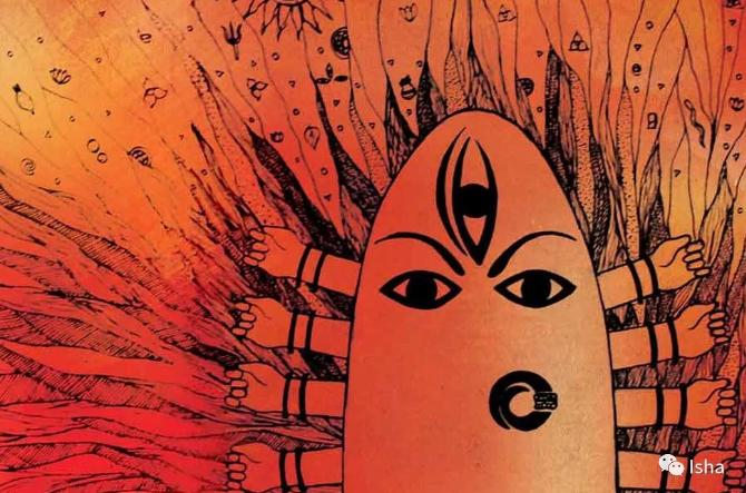 Devi女神——摧毁过去