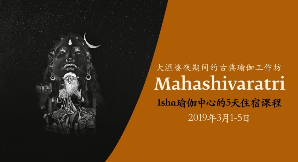 大湿婆之夜(Mahashivratri)期间的古典瑜伽工作坊