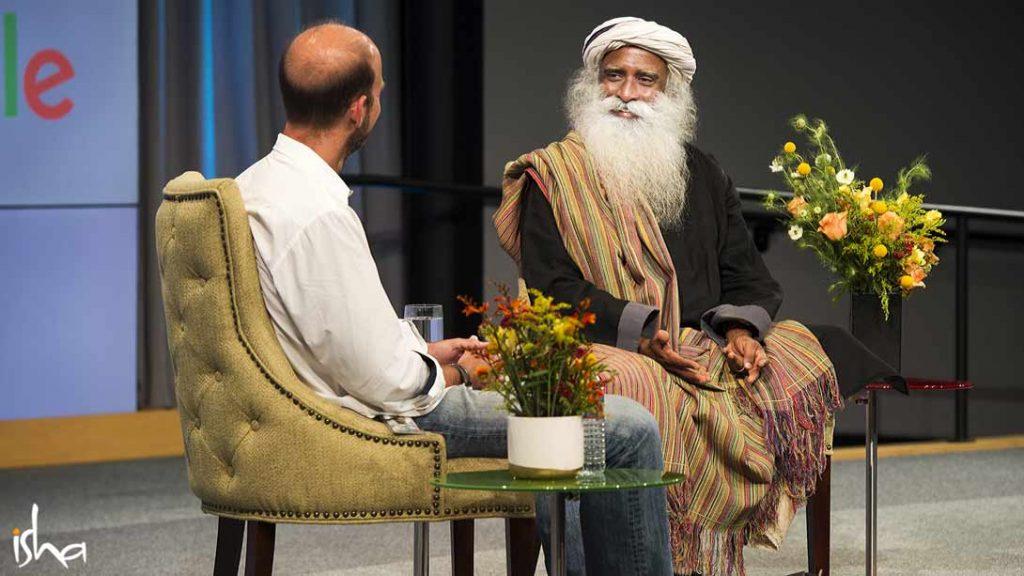 Isha视频:萨古鲁在谷歌演讲——培养包容性意识
