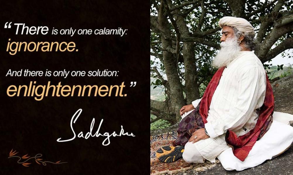 萨古鲁TED自述他的开悟经历
