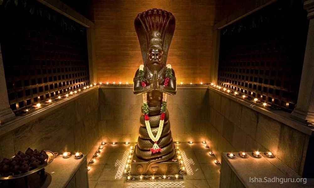 迪阿纳灵伽——瑜伽科学的精粹