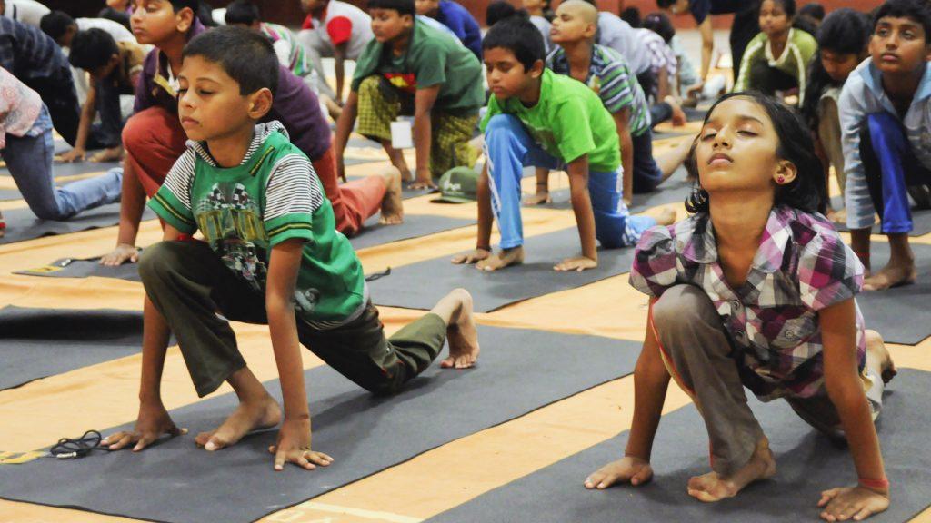 瑜伽是一种宗教吗?
