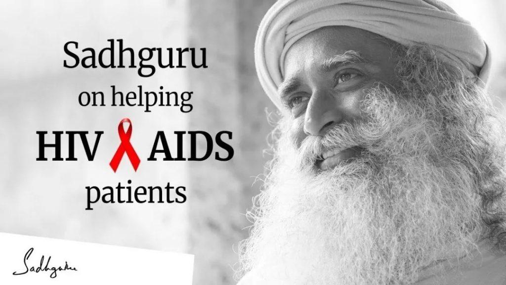 Isha视频丨如何帮助HIV艾滋病人?
