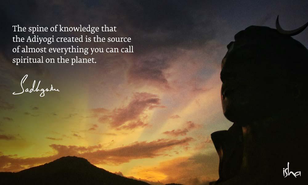 萨古鲁关于Guru Purnima(古鲁满月节)的25句话(一)