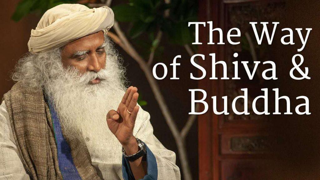 萨古鲁:佛陀的道路和Shiva有何不同?