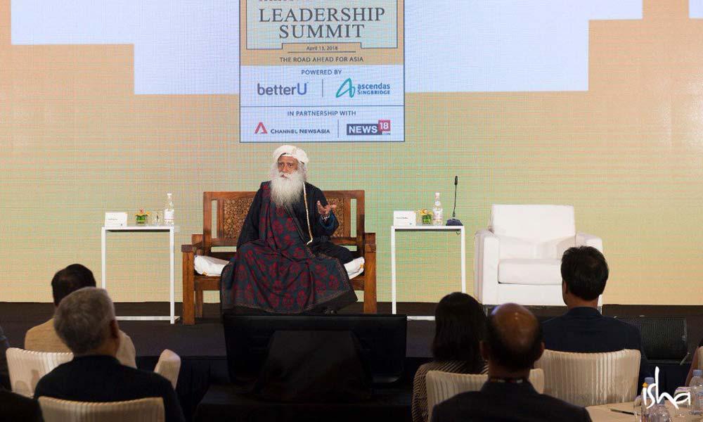 萨古鲁:领导者——转化他人的生命