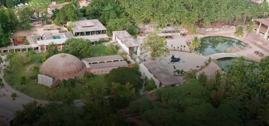 印度Isha瑜伽中心指南