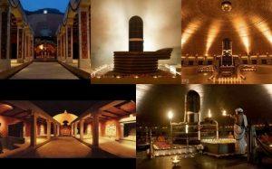 迪阿纳灵伽圣殿的建筑学