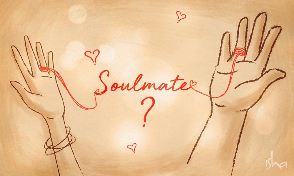 你是否在急迫地寻找灵魂伴侣?