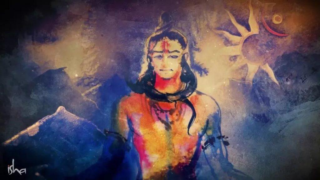 如果你能接受Shiva,你就能接受宇宙中的一切