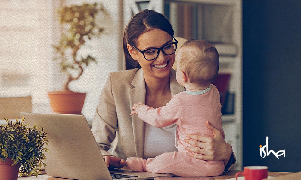 女性应该工作和追求事业吗?
