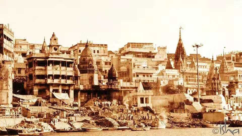 Kashi(瓦拉纳西)——光之城
