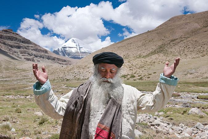 认识Adiyogi——是Adiyogi将瑜伽带给了全世界