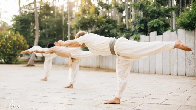 安伽玛达那——为身体带来不一样的强健