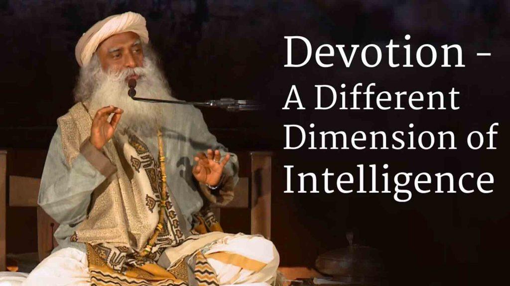 Isha视频丨奉爱——另一个维度的智慧