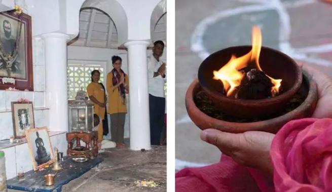 Isha南印度寺庙神圣行走报名进行中