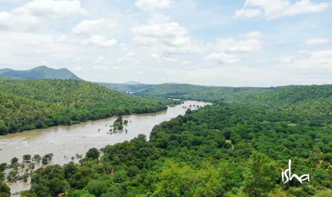 拯救河流行动——高韦里河的呼唤