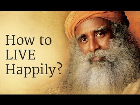 如何快乐地生活?