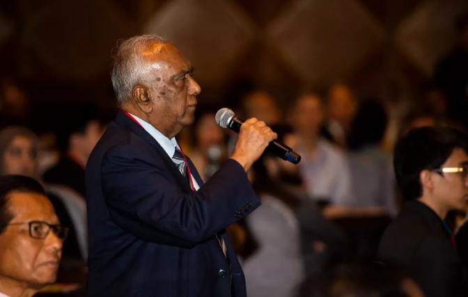 Isha简讯丨萨古鲁出席2018年亚洲可持续发展峰会