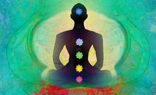 通过瑜伽练习,真正重要的东西正在慢慢构建中