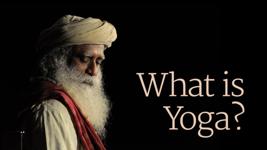 萨古鲁:什么是瑜伽?(一)