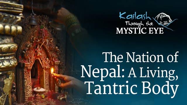 尼泊尔——一个活的能量体