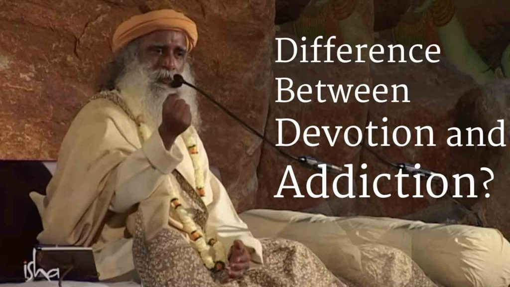 奉爱和上瘾的区别