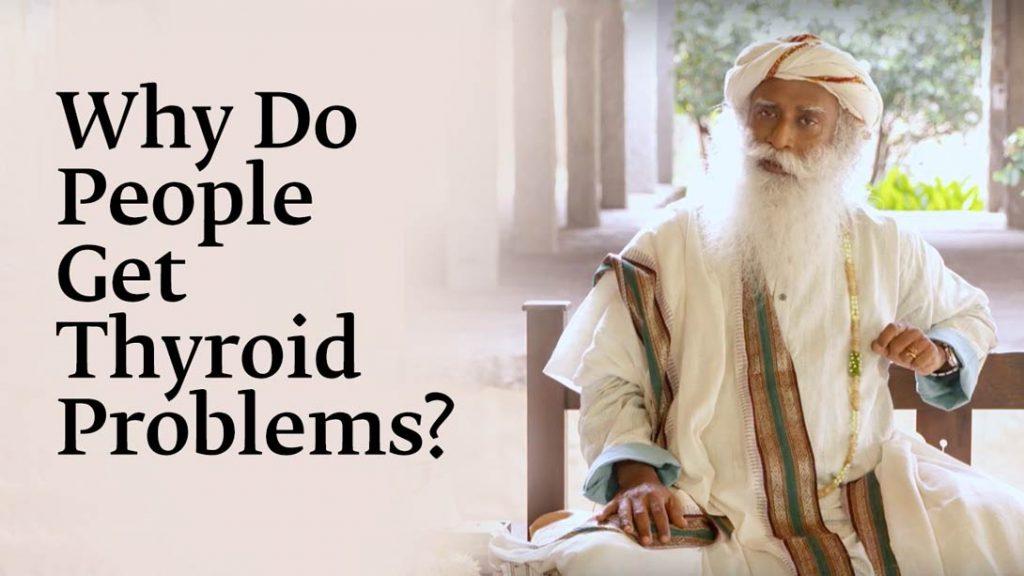 人们为什么会得甲状腺病?