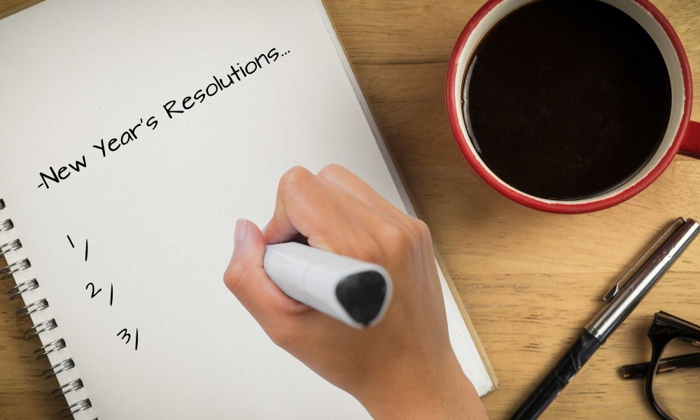 新年的决心:如何创造你真正想要的?