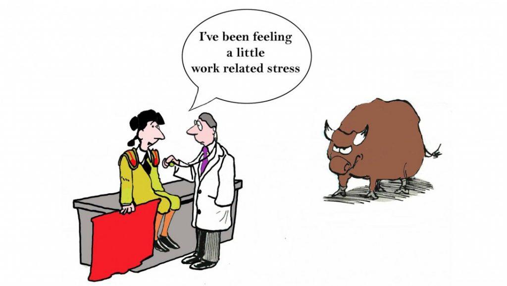 如何从内在管理自己,消除压力?
