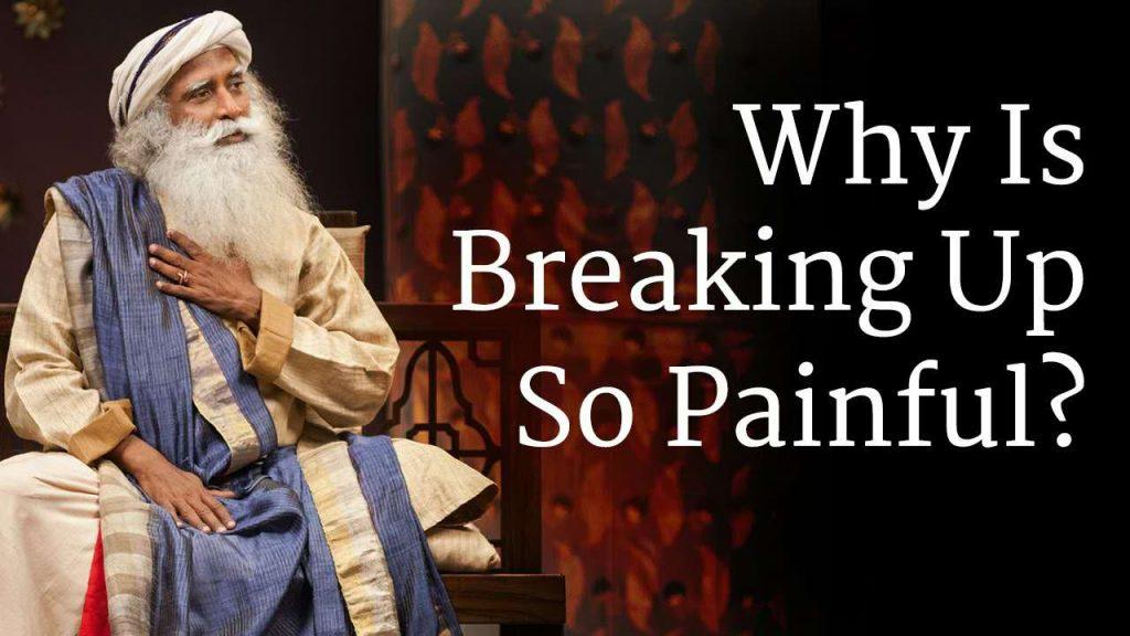 为什么分手如此痛苦?