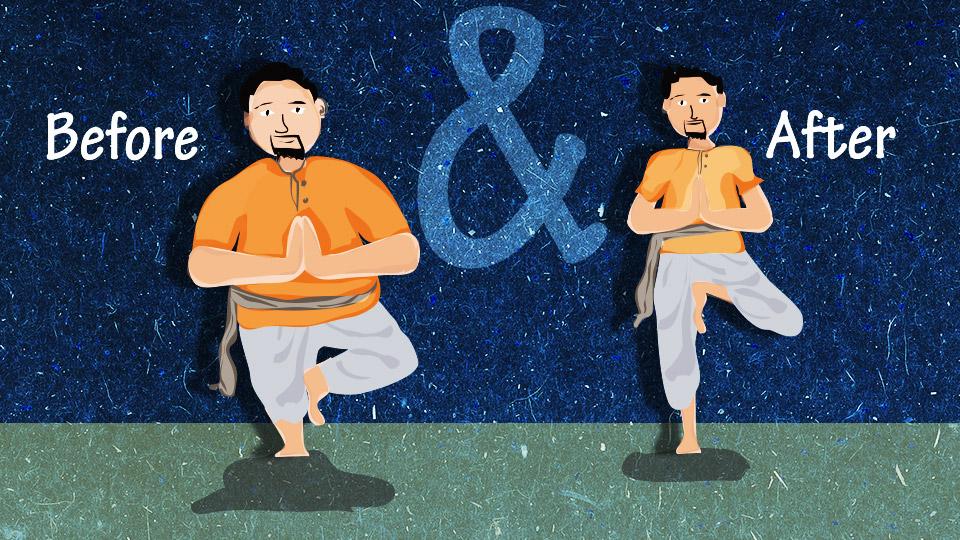 用瑜伽来瘦身恰当吗?