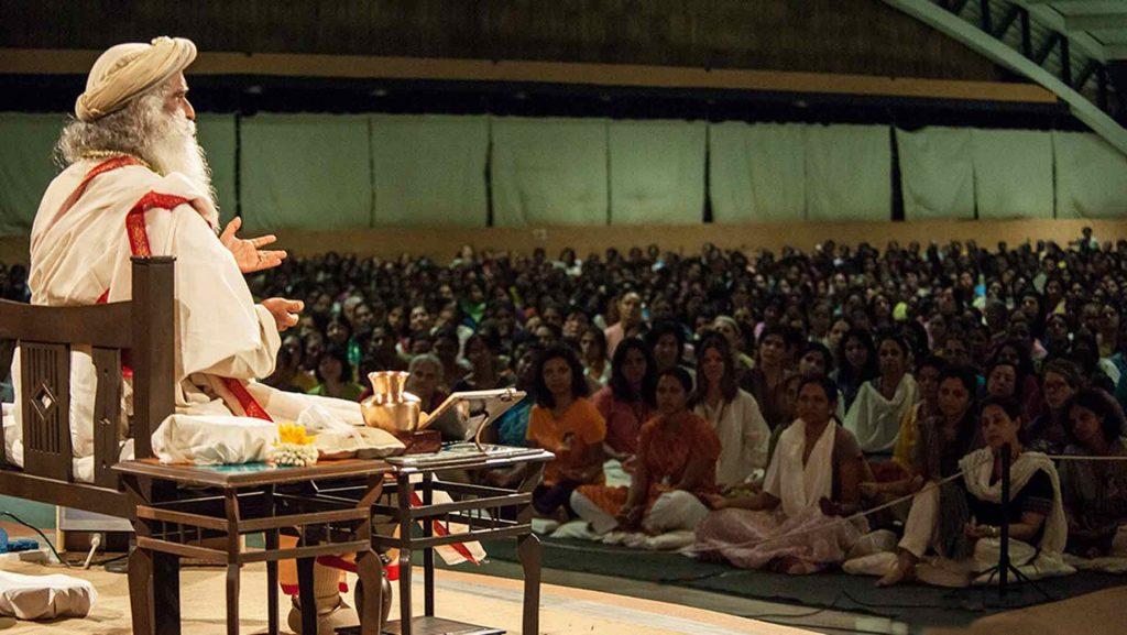 Satsang丨一个与真理共融的机会