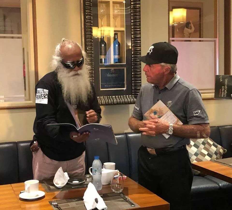 萨古鲁访问阿联酋——对话阿联酋文化部长