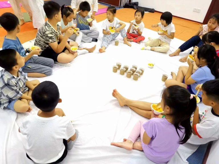 Isha儿童瑜伽——让孩子绽放潜能