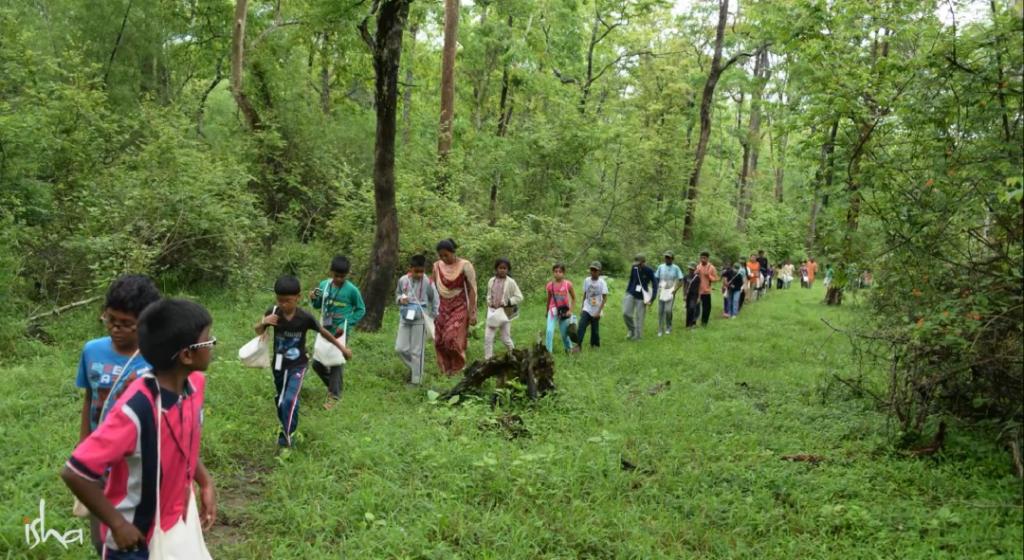 Isha儿童瑜伽夏令营——在自然与瑜伽中绽放孩子的潜能(早鸟价6月30日截止)