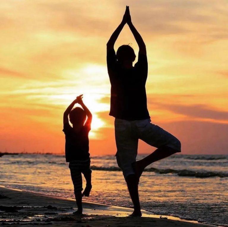 暑期全家总动员!—— Isha瑜伽线上亲子学习营