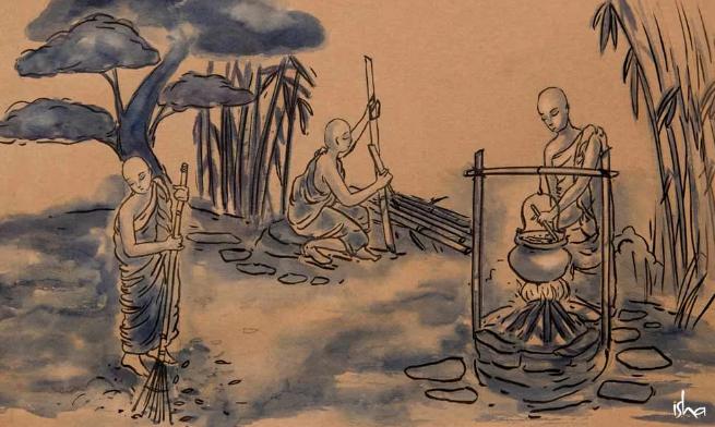 古鲁满月日的重要性——一个赢得恩典的日子(7月5日是古鲁满月日)
